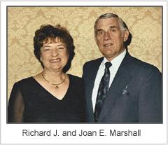 richard & joan marshall